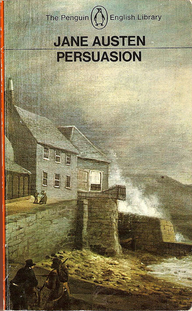 Book Review: Persuasion | No Wasted InkPersuasion Book Cover