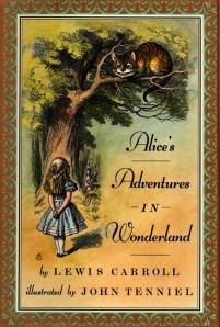 Alice in wonderland book online