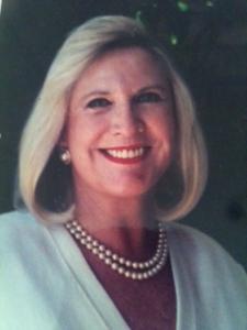 Author Mary Firmin
