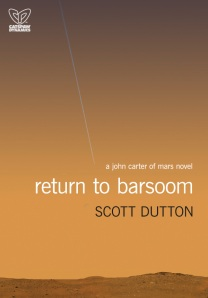 Return to Barsoom Book Cover
