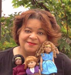 Daria Brooks - Author