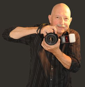 Bud Rudesill Portrait