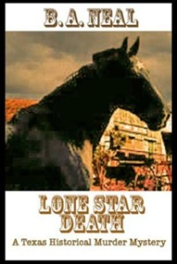 Lone Star Death Book Cover
