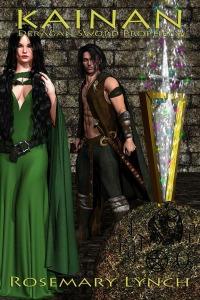 Deragan Sword Prophecy - Kainan book cover