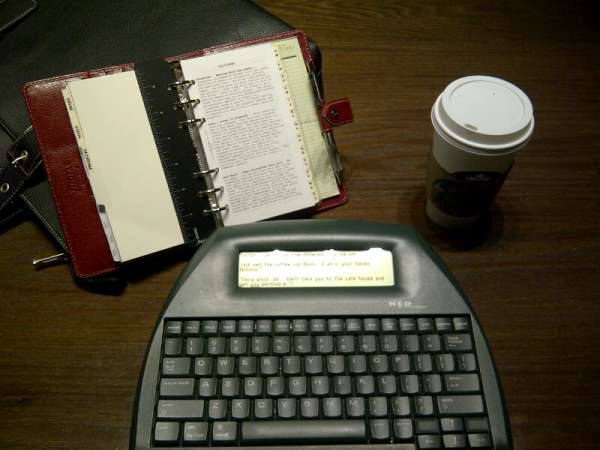 Creating the Outline of a Novel: From Notebook to Scrivener | No ...