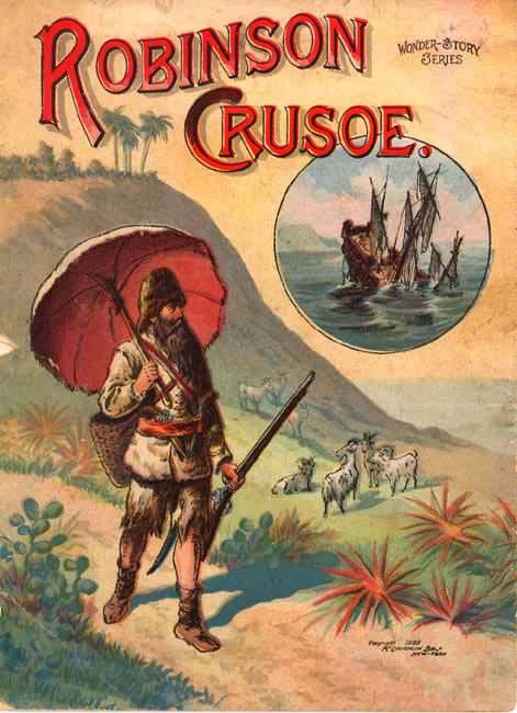 robinson cruseo Robinson crusoe is the famous first novel by daniel defoe a young man is shipwrecked and stranded on a deserted island here are a few questions for study and discussion.