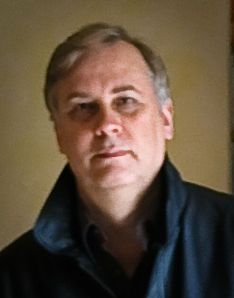 Author Keith Dixon