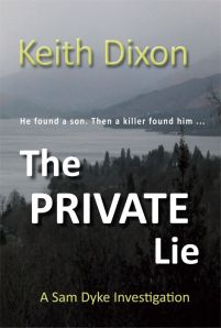 Private Lie Book Cover