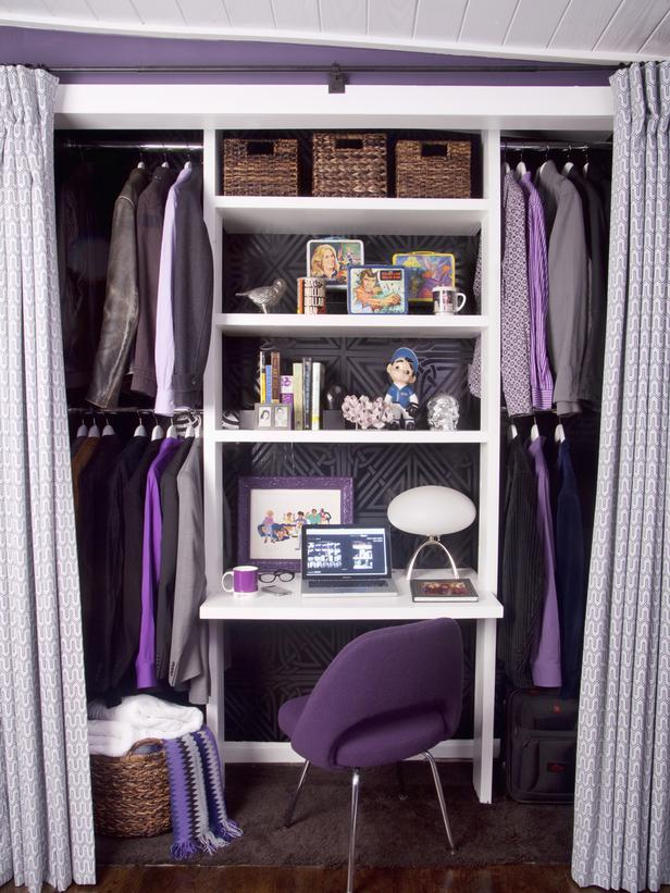 writing space purple closet reborn no wasted ink