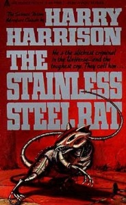 The Stainless Steel Rat Book Cover
