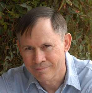 Author Patrick Dearen