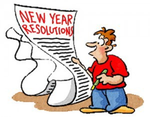 Making Resolutions