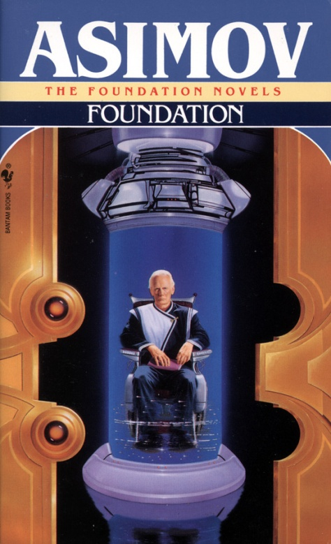 Foundation Book Cover