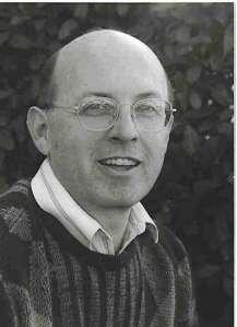 Author Glen Robinson