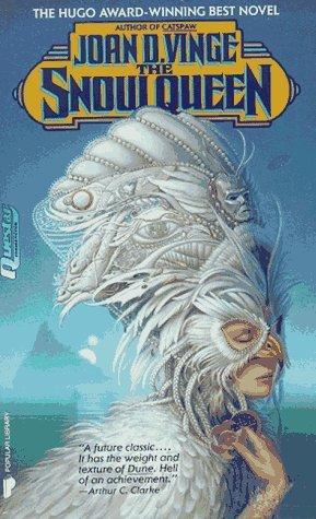 The Snow Queen Book Cover