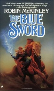 The Blue Sword Book Cover