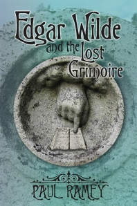 Edgar Wilde and the Lost Grimoire Book Cover