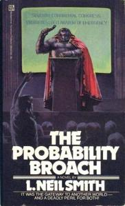 The Probability Broach Book Cover