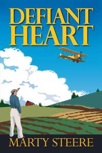 Defiant Heart Book Cover
