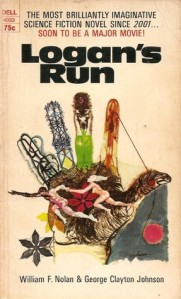 Logan's Run Book Cover