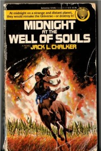 Midnight at the Well of Souls Book Cover