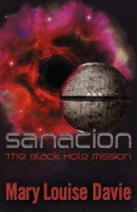 Sanacion The Black Hole Mission Home Book Cover