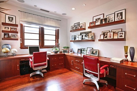 Desk Space for Two