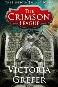 The Crimson League Book Cover