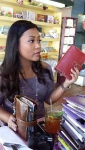 Jennifer Reyes from Philofaxy