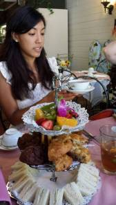 English Tea Is Served
