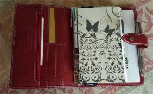 Filofax and Coleto Multi Pen