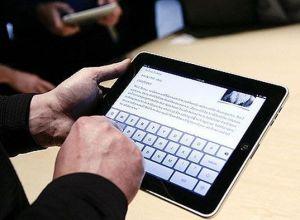 iPad and Writer
