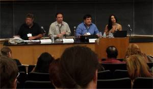 Panel  on Writing and Publishing Short Stories