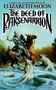Deed of Paksenarrion Book Cover