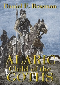 Alaric Child of Goths Book Cover