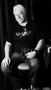 Author Tom Kirkbride