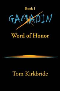 Gamadin - Word of Honor Book Cover
