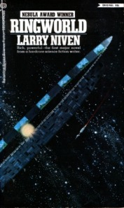 Ringworld Book Cover
