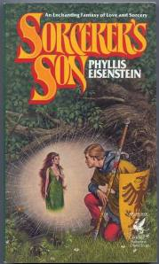 Sorcerer's Son Book Cover