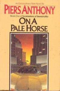On A Pale Horse Book Cover