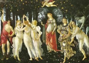 Botticelli's Spring