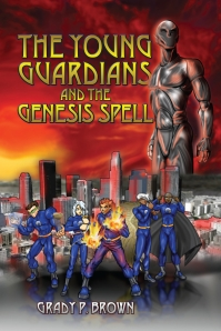 The Young Guardians and the Genesis Spell Book Cover