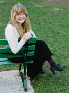 Author Emma Jane Holloway