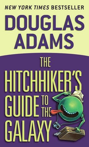 a review of the hitchhikers guide to the galaxy by douglas adams and eoin colfer Forty years on from the first ever radio series of the hitchhiker's guide to the galaxy by eoin colfer, with additional unpublished material by douglas adams.
