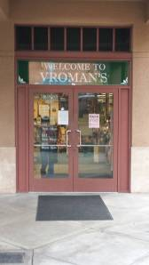 Vroman Doorway 2014