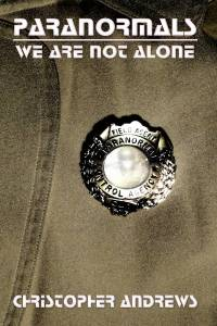 Paranormals - We are Not Alone Book Cover