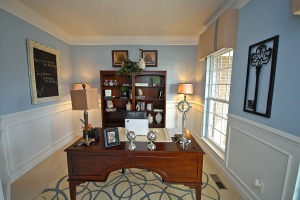 Victorian Elements Home Office