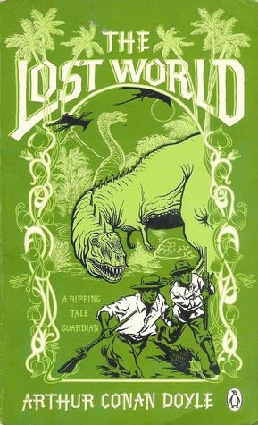The lost world book cover