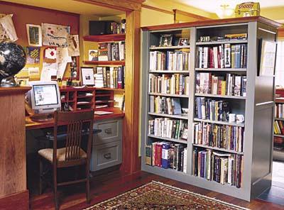 Home Office - Captain's Cubby
