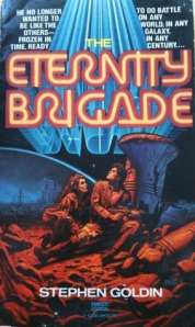 The Eternity Brigade Book Cover